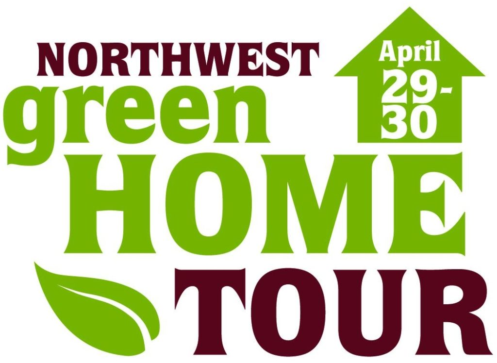 Contemporary Wedgwood Kitchen @ NW Green Home Tour