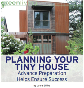 Planning Your Tiny House