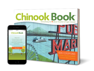 chinook book and mobile phone app