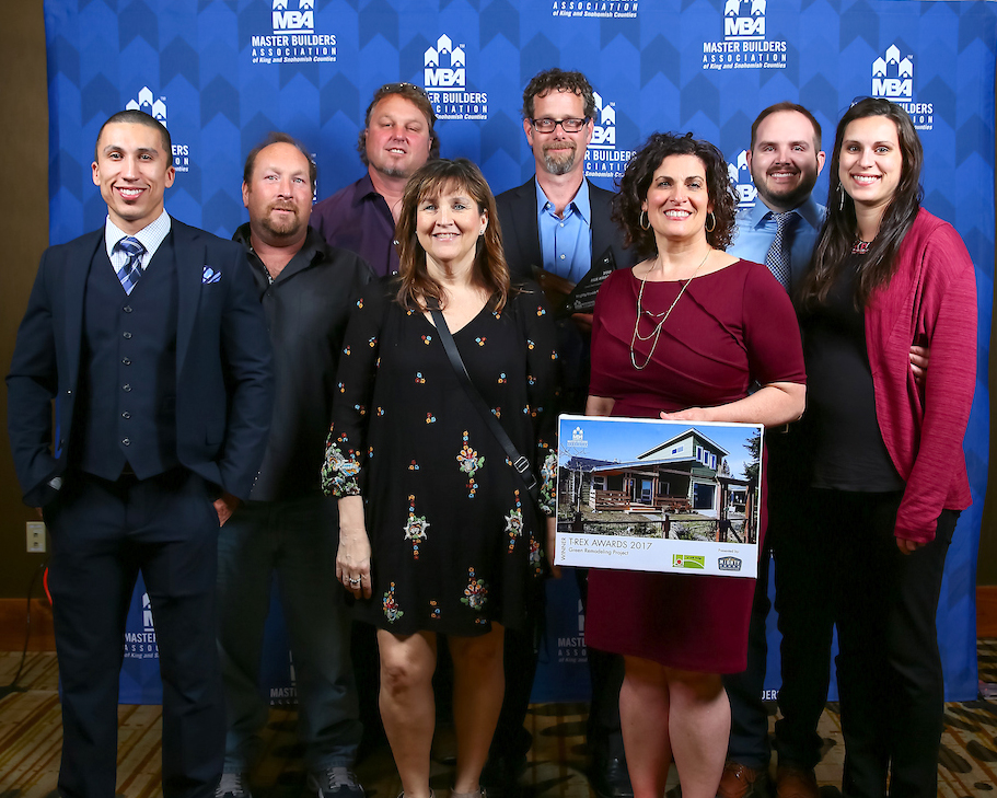 Mighty House Honored w/ Green Remodeling Excellence Award!