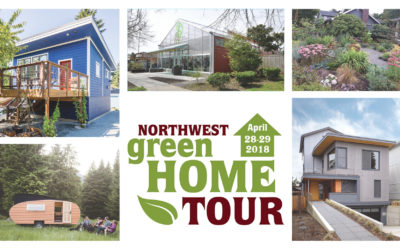 April 28-29, 2018: NW Green Home Tour