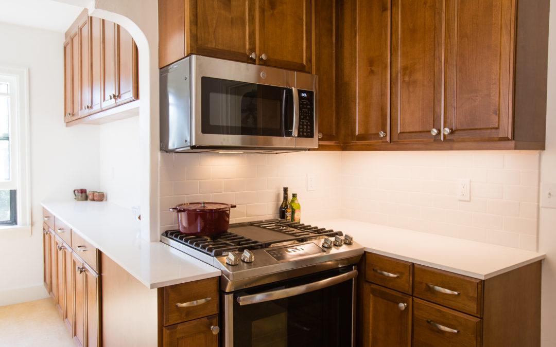Green Lake Kitchen + Bathroom Transformation