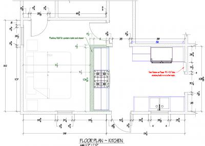Floor Plan - after