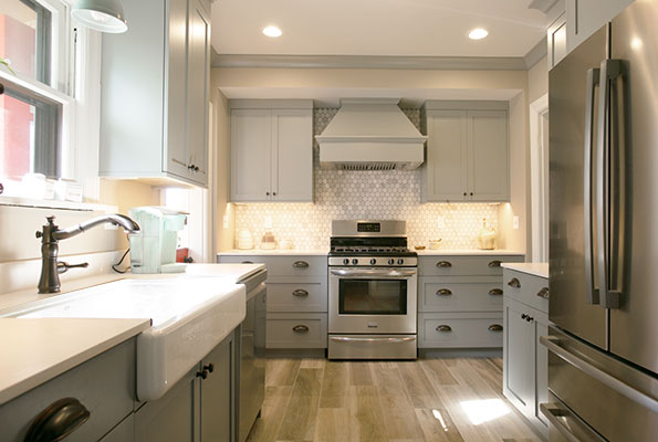 Kitchen and Master Suite Renovations in Bryant