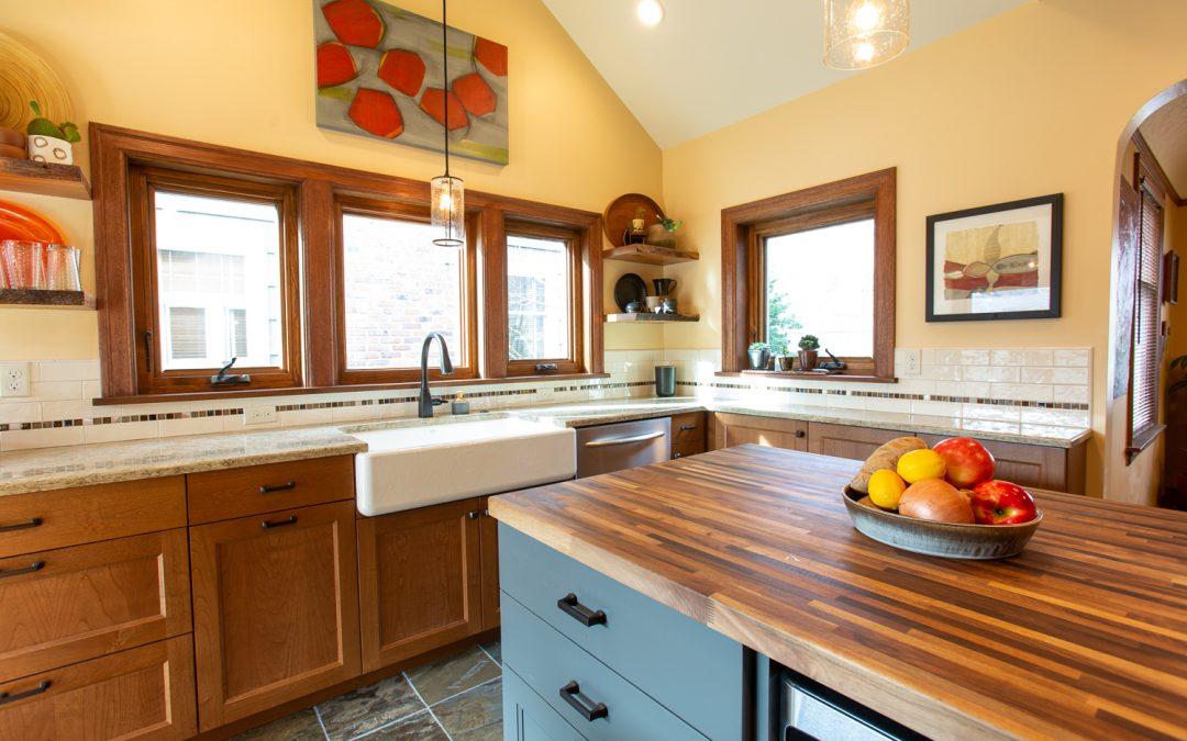 Garden Kitchen Addition