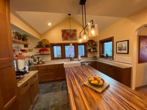 NW Green Home Tour 2021 Spotlight: Garden Kitchen Addition