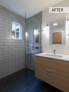 Carlson Bathroom Remodel - After