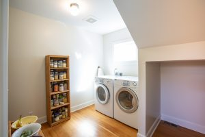 Laundry Room - Growing In The Greenbelt Remodel
